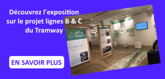 exposition projet tramway